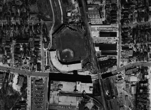 Atlanta Crackers Stadium on Ponce de Leon