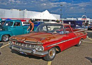 Photo of a 1959 Chevrolet El Camino