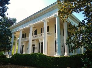 Bellevue Mansion, antebellum home of Benjamin Harvey Hill