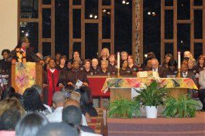 Christian Fellowship UCC at Worship