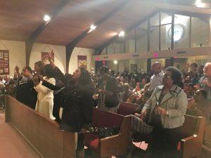 Worship at Christan Fellowship (UCC)