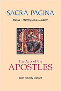 Image of Sacra Pagina Acts Commentary by Luke Timothy Johnson