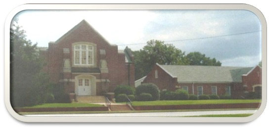 Cambridge United Methodist Church