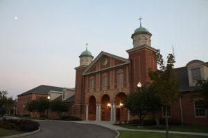 Picture of Kingsway Christian Church, main building