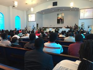 Morning Worship at SJMBC