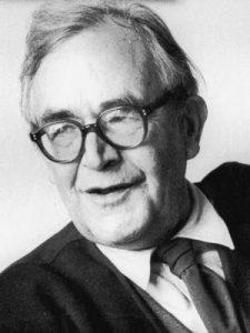 Portrait of Karl Barth