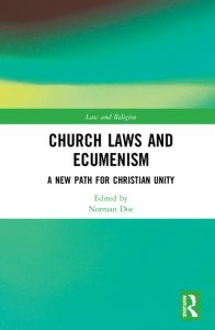 Church Laws and Ecumenism: A New Path for Christian Unity