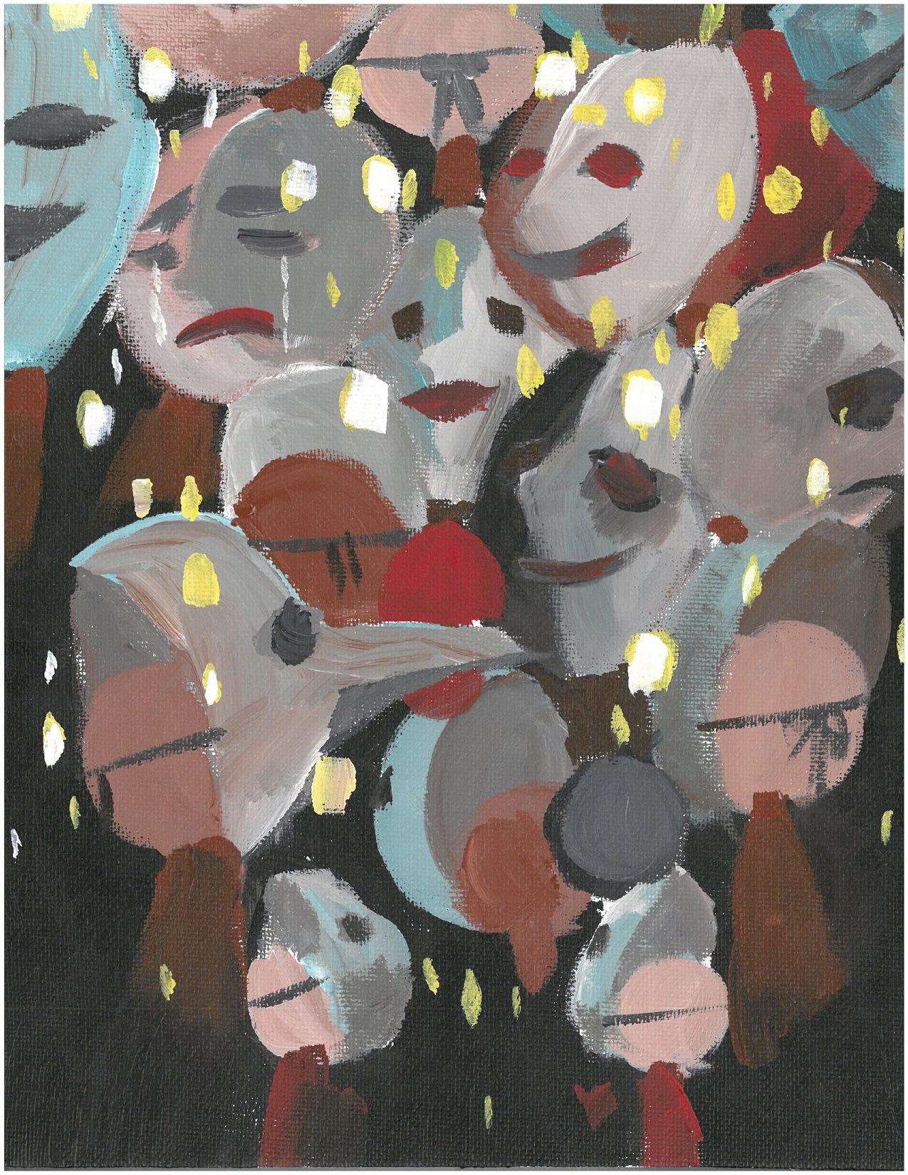 """Carnival"" by Rebecca Lindenberg"