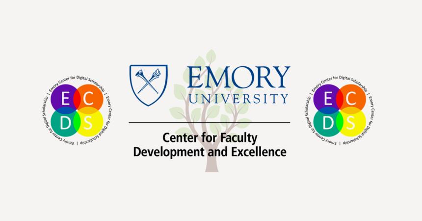 Banner featuring CFDE and ECDS logos