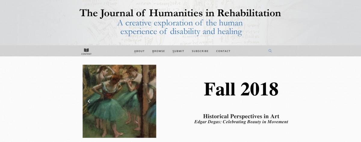 JHR homepage