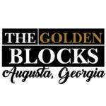 logo for The Golden Blocks Augusta OpenTour