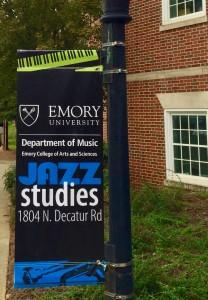 Jazz Studies Banner