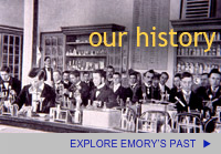 Explore Emory's History Callout
