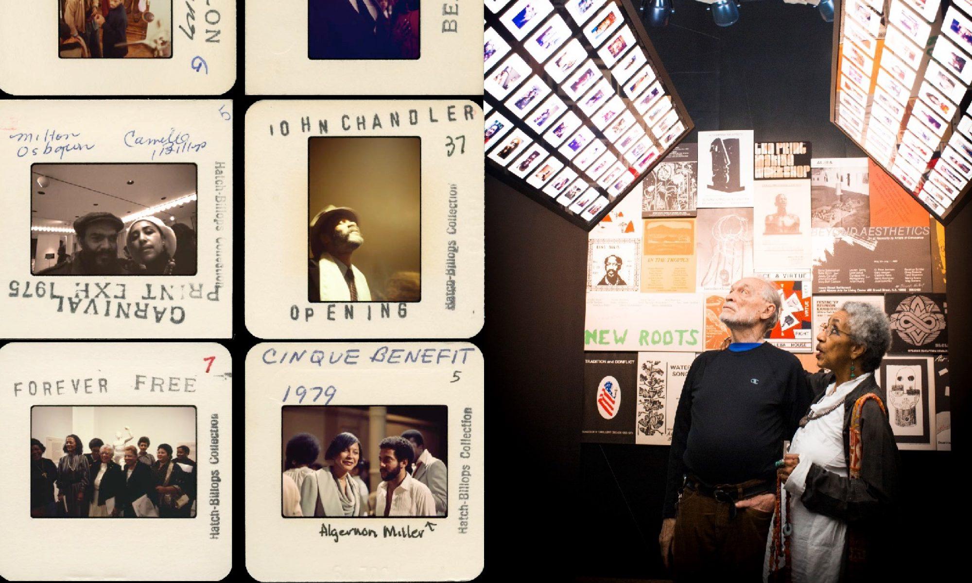 Emory Artist Archive Workshop