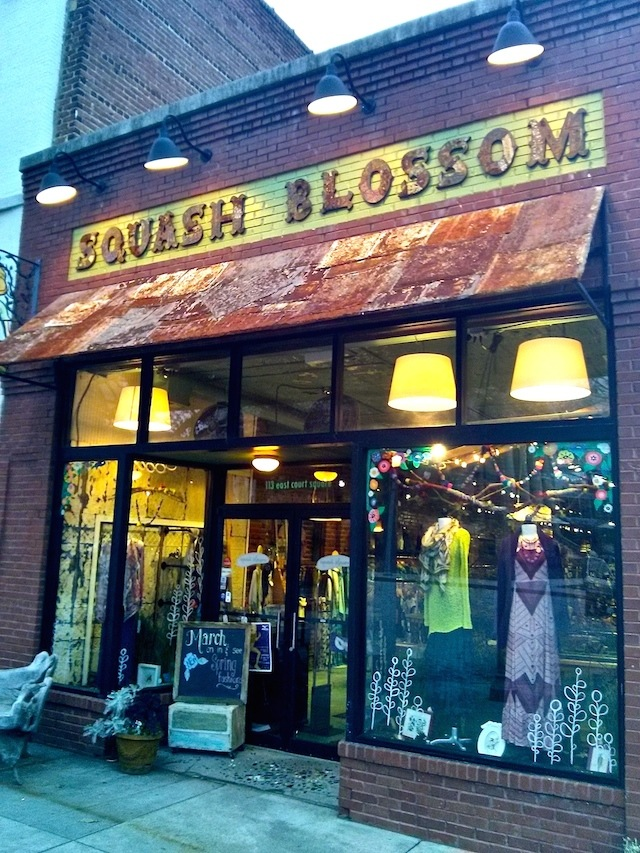 """""""What's so special about Decatur is its sense of community, feels like a very small town."""" - Squash Blossom Employee Barbra"""