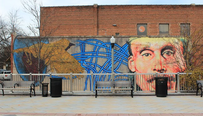 Artists breathe life into the walls of Decatur