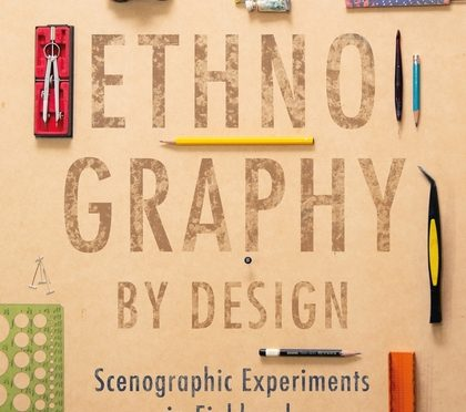 Cover of the book Ethnography by Design