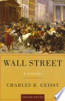 wall street history