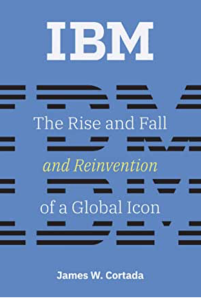 IBM Rise and Fall book jacket