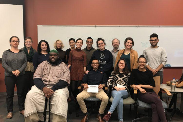 GCoP Class with Brother Haroun - November 1_2018.