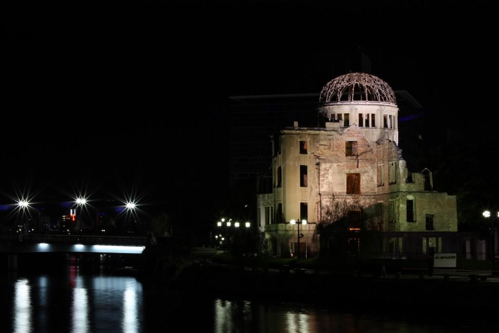 Atomic Bomb Dome, Hiroshima Credit: Adams 2012