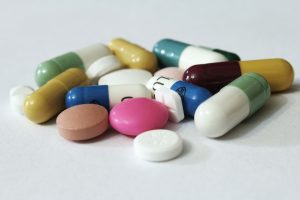 Image of various pills