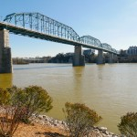 Chattanooga Pedestrian Bridge