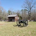 Cabin in Chickamauga Park