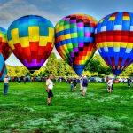 Balloon Race Helen Georgia
