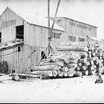 lumber mill image