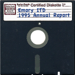 Image of a floppy diskette