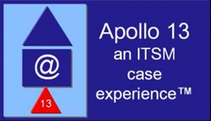 Logo for Apollo 13 ITSM class