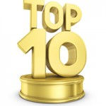 """Top 10"" graphic"