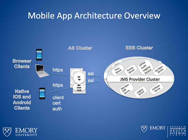Mobile Application Architecture Initiative