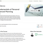 Screen shot from Coursera course catalog