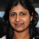 Photo of new employee Archana Kud