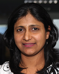 Photo of new employee Archana Kudrimoti