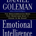 "Book cover for Daniel Goleman's ""Emotional Intelligence"""