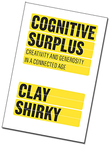 shirky cognitive surplus essay