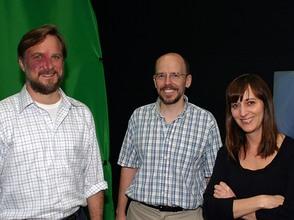 Photo of Emory OIT's Coursera staff