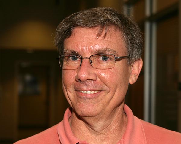 Photo of Norman Hulme