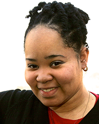 Photo of new employee Tomekia Morgan