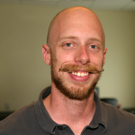 photo of new employee Robert Kruse