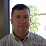 Photo of new employee Mike Mitchell