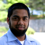 Photo of new employee Musa Varachhia