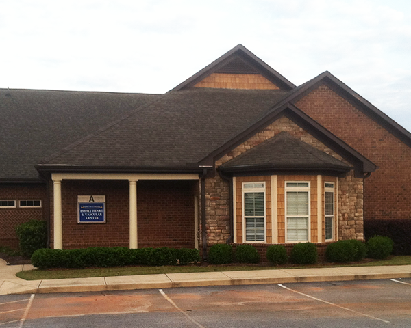 Photo of new Villa Rica Heart Center