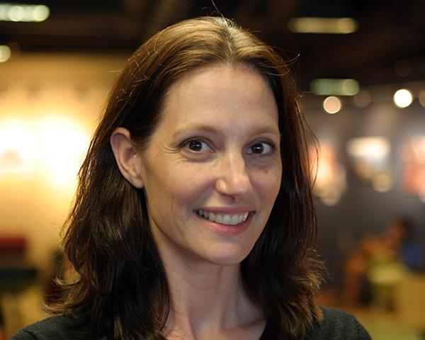 Photo of new employee Tara McCurley
