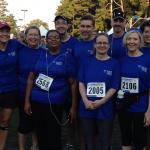 Group photo of Winship Cancer 5K team