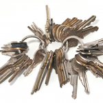 Photo of keys