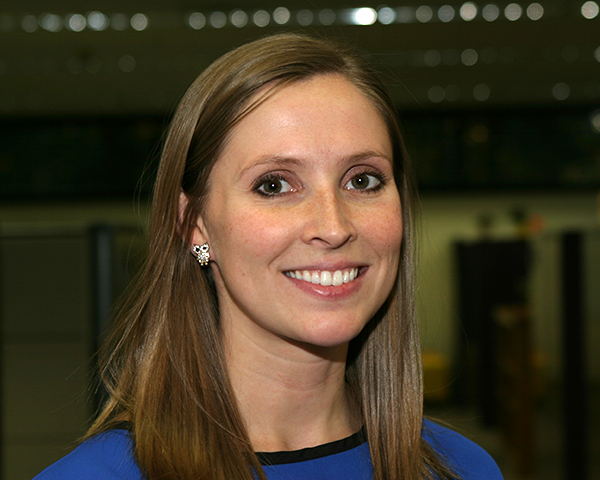 Photo of new employee Dina Warnock